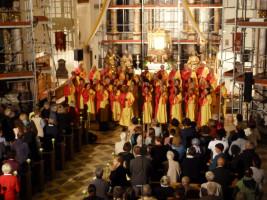 Benefizkonzert mit den Gospelsternen