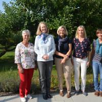 Besuch in Fensbach